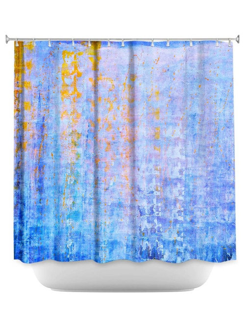 80 Inch Shower Curtain Liner 84-Inch Length Shower Curtain