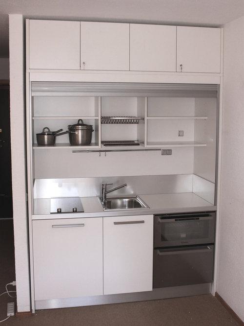 Cucine Compatte Per Monolocali. Cool Progetto Per Monolocale Cucina ...