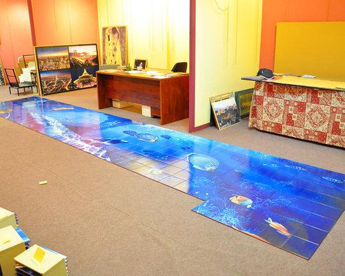 Decoracion de murales de azulejos para piscinas for Murales para decoracion
