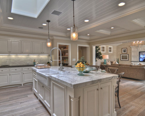 Kitchen island open concept kitchen design ideas remodels for 1512 dolphin terrace