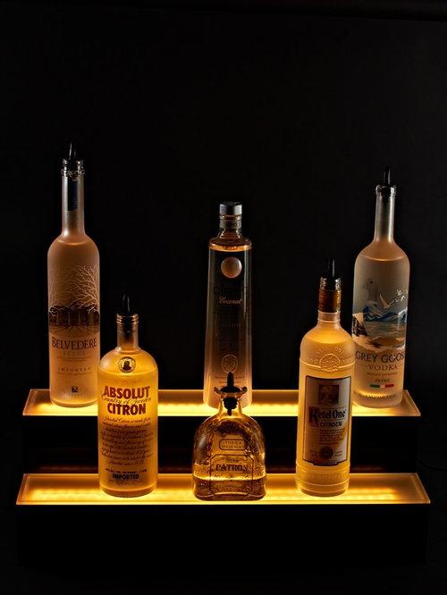 Armana Productions - 2 Tier Liquor Display From Armana Productions ...