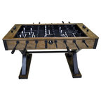 American Heritage Carlyle Foosball Table - Traditional - Game Tables - by Beyond Stores