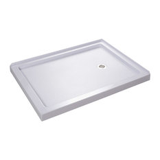 Rectangular Shower Pans And Bases Houzz