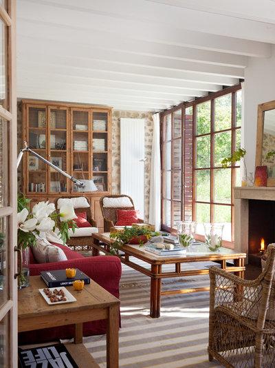 Reforma tu casa 6 respuestas concisas a las preguntas m s - Salones de casas de campo ...