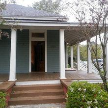 porch transformation