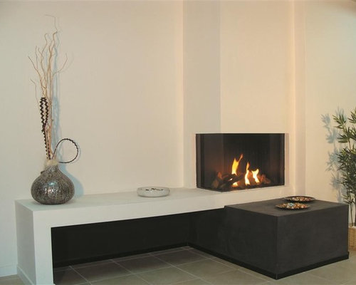Modern Gas Fireplaces