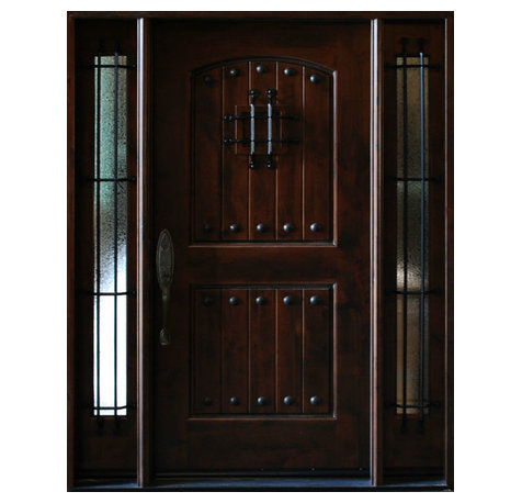 Front doors houzz High end front doors