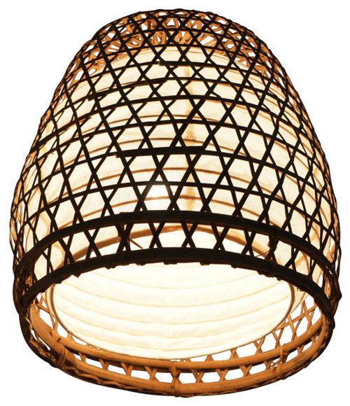 balinesische lampen und deko