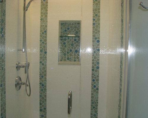 maritime badezimmer mit blauen schr nken ideen f r die. Black Bedroom Furniture Sets. Home Design Ideas