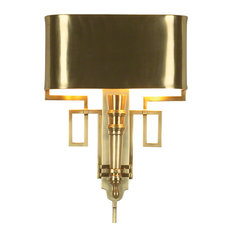 plug in wall sconces houzz. Black Bedroom Furniture Sets. Home Design Ideas