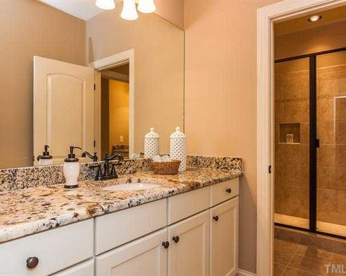 Cherry Bathroom Cabinets Home Design Ideas, Pictures, Remodel and Decor
