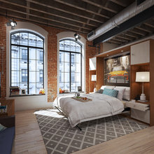 Loft living with smart style