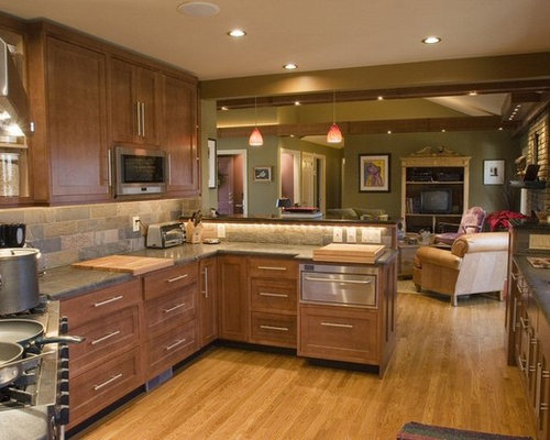 Kitchen design ideas renovations photos with matchstick for Kitchen design 90501
