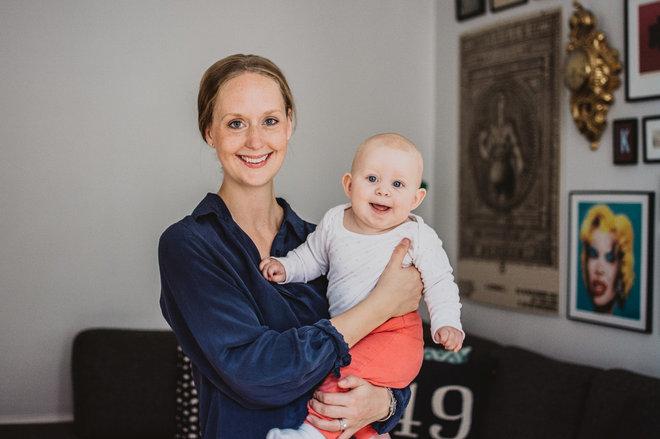 Skandinavisk Babyrum by Nadja Endler | Photography