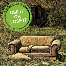 Lose It: How to Reuse, Recycle or Replace Your Sofa
