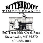 Bitterroot Timber Frames's photo