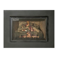shop direct vent gas fireplace products on houzz why does my gas fireplace glass turn black