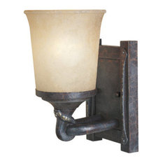 Vanity Light Upside Down : Shop Upside Down Sconces Products on Houzz