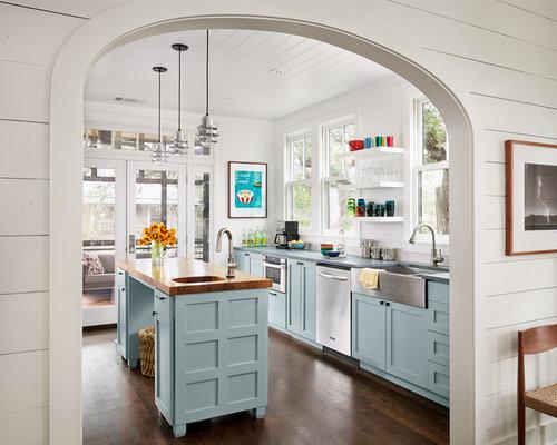 Kitchen Island Prep Sink Home Design Ideas Remodel and Decor