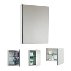 Shop Sliding Mirror Medicine Cabinet Products on Houzz