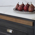 History Is In The Details Traditional Kitchen Boston