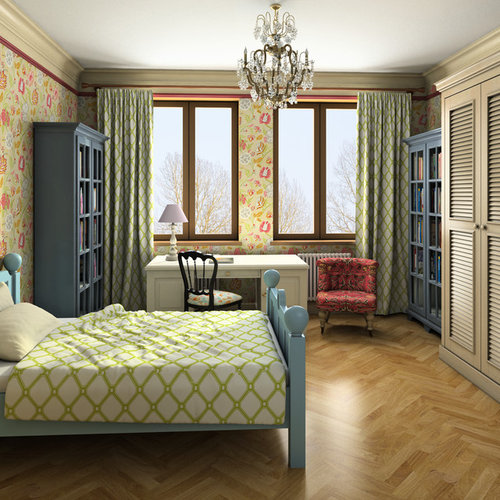 Дизайн квартиры дом серии гмс