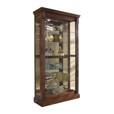 Shop Pulaski Curio Bookcase Products on Houzz