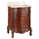 27 Quot Traditional Spencer Bathroom Sink Vanity Traditional