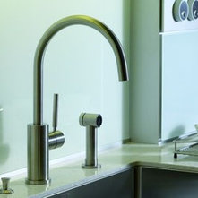 Franke Sink Stockists : ... gooseneck plus seperate pull-out spray - Mary Noall stockist