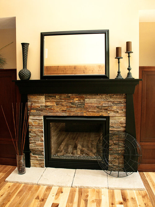 Great stone fireplace timber frame home design ideas for Timeless fireplace designs