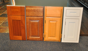 Painted vs. Stained Kitchen Cabinets: Help for Deciding