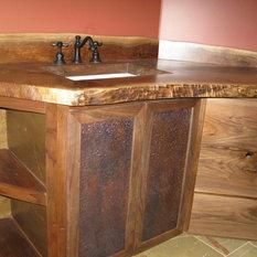 Eclectic Bathroom Vanities   Houzz