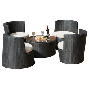 Contemporary Outdoor Lounge Sets by Great Deal Furniture