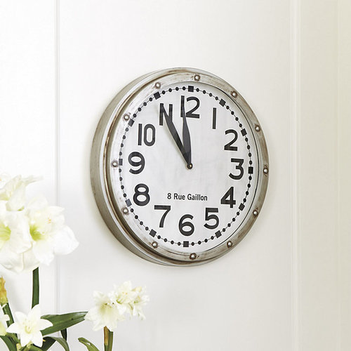 shop wall clocks products on houzz chateau betton clock