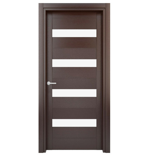 Contemporary Brown Interior and Closet Doors  Houzz