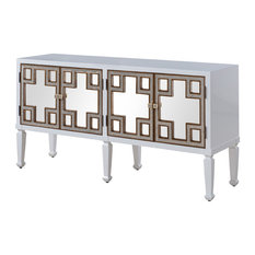 Shop Sideboard White Gloss Products on Houzz