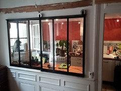 ilot central ou plan snack dans ma cuisine ouverte. Black Bedroom Furniture Sets. Home Design Ideas
