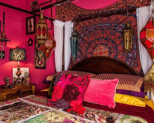 eklektische schlafzimmer im loft style ideen f rs einrichten. Black Bedroom Furniture Sets. Home Design Ideas