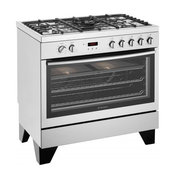 WESTINGHOUSE - WFE912SA - 90CM DUAL FUEL FREESTANDING COOKER