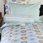 Suzani Orange Kids Bedding Collection