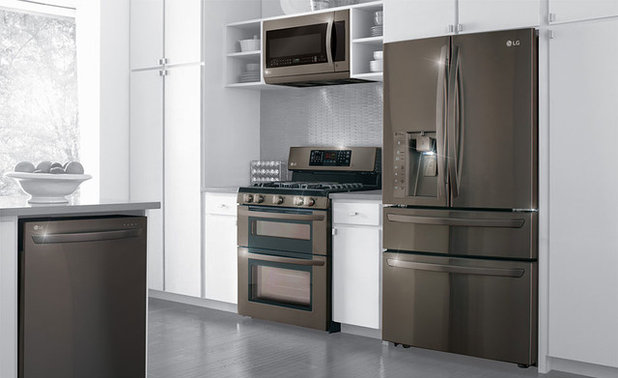 Kitchen by Famous Tate Appliance & Bedding Centers