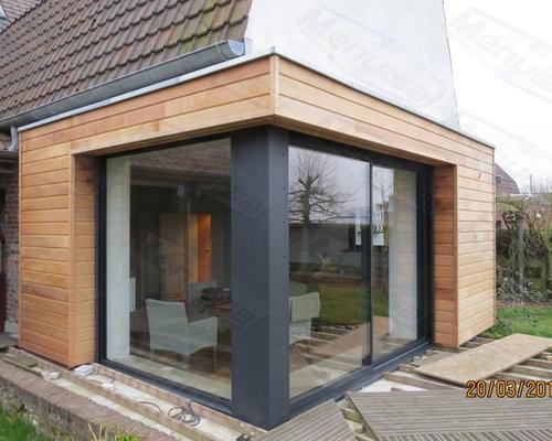 baie vitr e. Black Bedroom Furniture Sets. Home Design Ideas