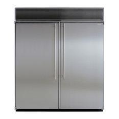 Shop Contemporary Refrigerators on Houzz