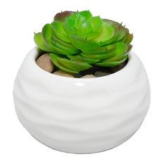 Zopalo Moro Small Ceramic Flower Pot Planter For Small
