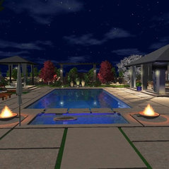 P H Pool Spa Services Paradise Ca