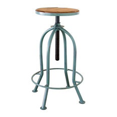Turquoise Bar Stools And Counter Stools Houzz