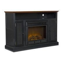 Shop Contemporary Brick Fireplaces on Houzz