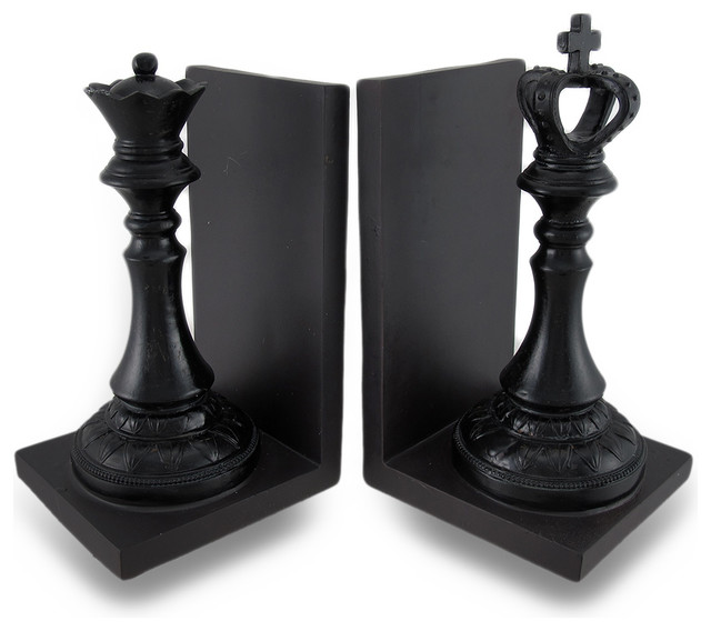 Image Gallery king and queen chess
