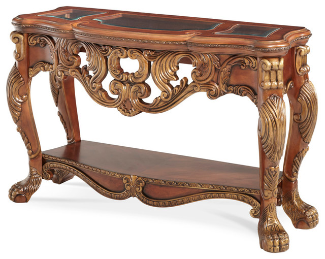 Chateau Beauvais Console Table Victorian Console