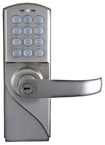... RDJ Keyless Door Lock - Contemporary - Door Locks - by LockState